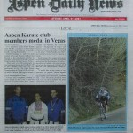Aspen Daily News. April 21, 2007