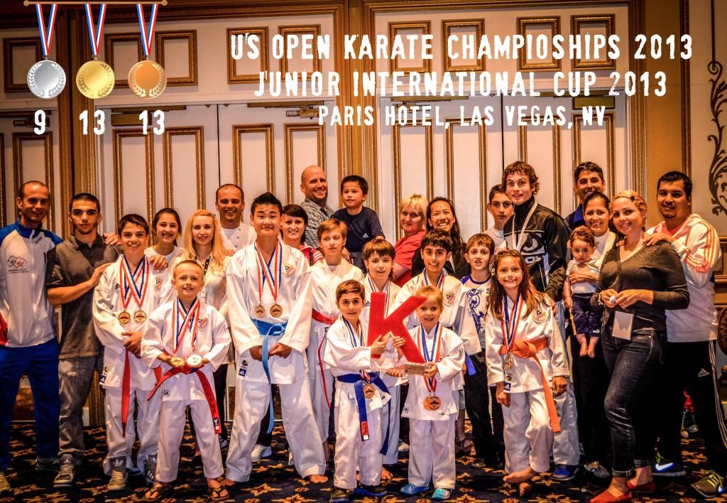 4.8 МАРТ - Команда Окинава в полном составе после побед на US Open и JR International Cup.
