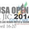Registration is open. US Open and Junior International Cup 2014. Paris Las Vegas Hotel and Casino. April 16-20