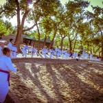 Gasshuku Summer karate Camp 2014 #DreamTeamOkinawa Cherry Creek State Park