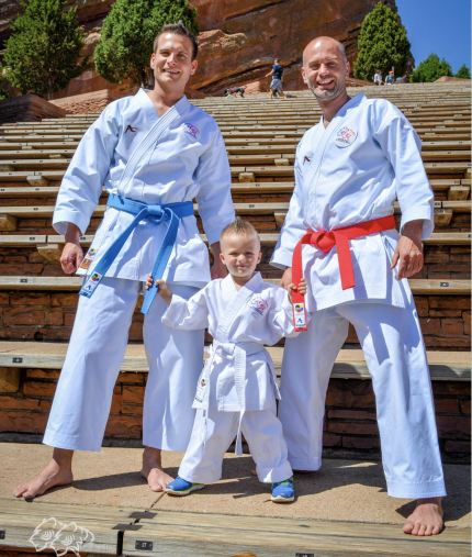 Kids Karate in Denver