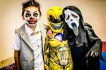 Halloween Party at the best karate school in Denver - Okinawa Dojo by KarateBros