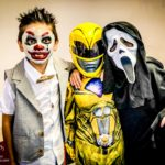 Halloween Party at the best karate school in Denver - Okinawa Dojo by KarateBros