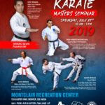 Karate Masters Seminar: Shihan Kevin Funakoshi, Shihan John Bolosan, Para-Karate Sergei Burlakov, Sensei Alex Padalka and Sensei Vitaly Padalka.
