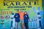 Maria Gladkih wins BRONZE at Jr. Karate Pan American Championships in Guayaquil, Ecuador. Martin Gissa narrowly misses a medal...