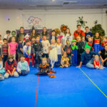 Halloween Dojo Party